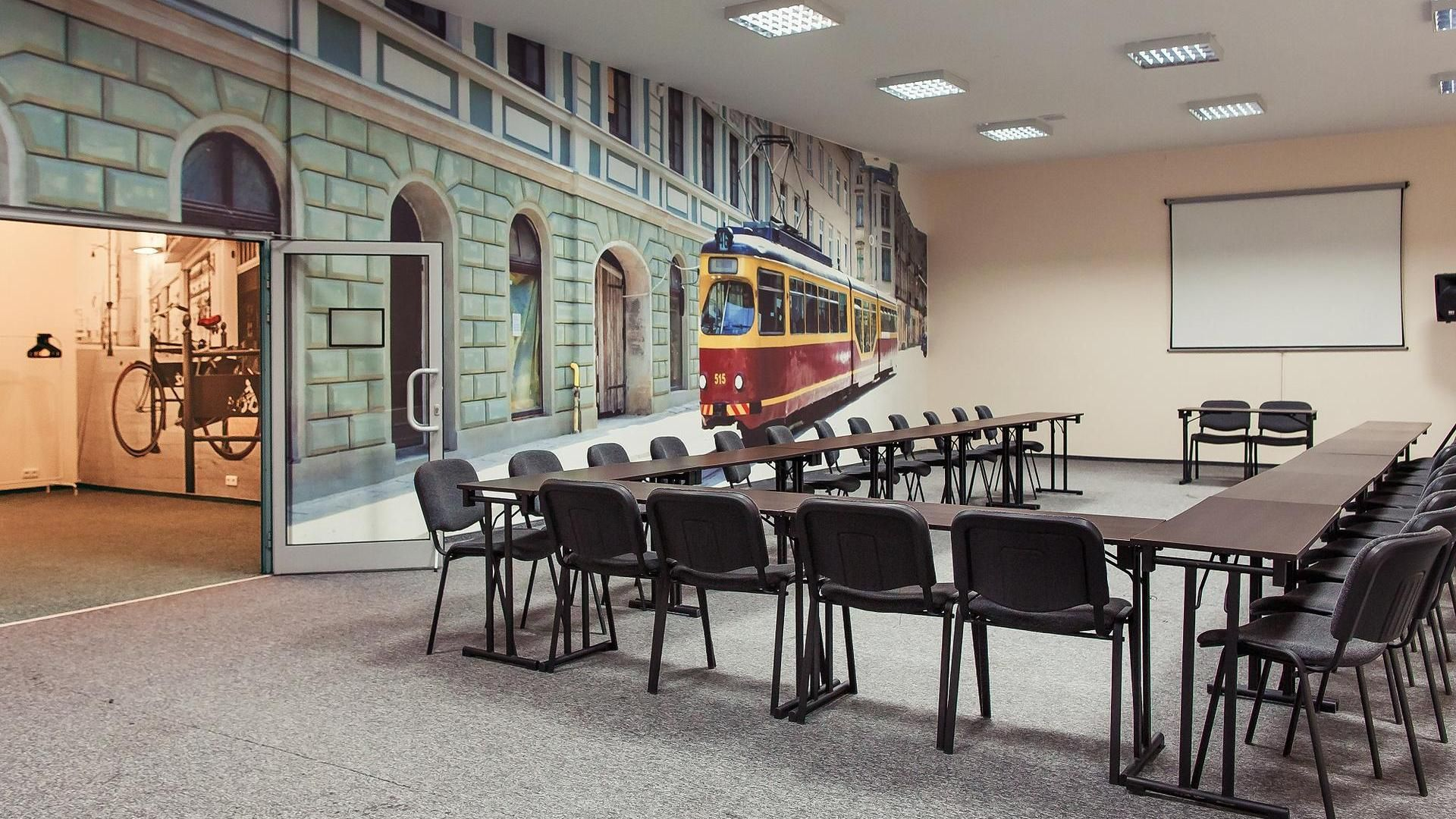Tramwajowa Conference room