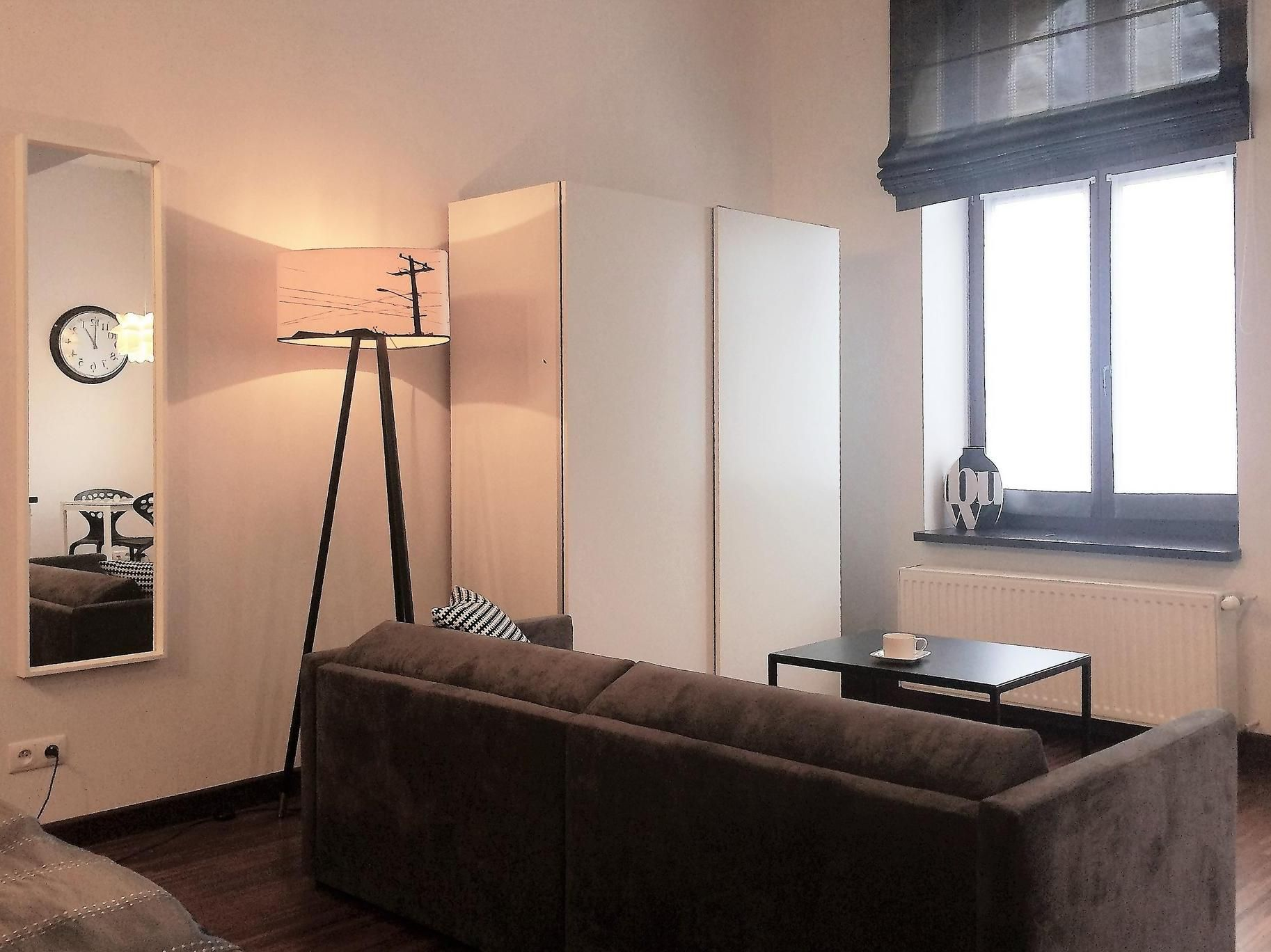 Apartament Black & White , fot. z archiwum Home & Travel Apartments