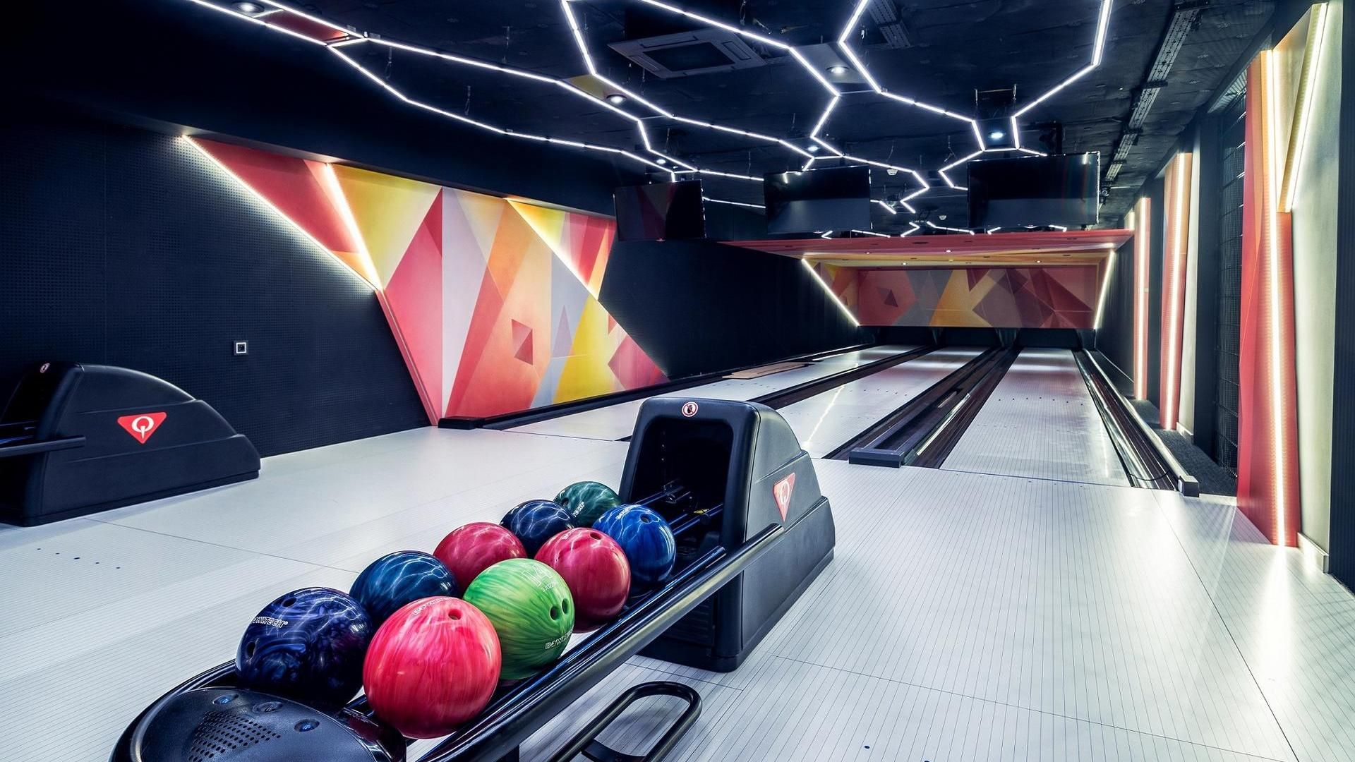 Bowling space