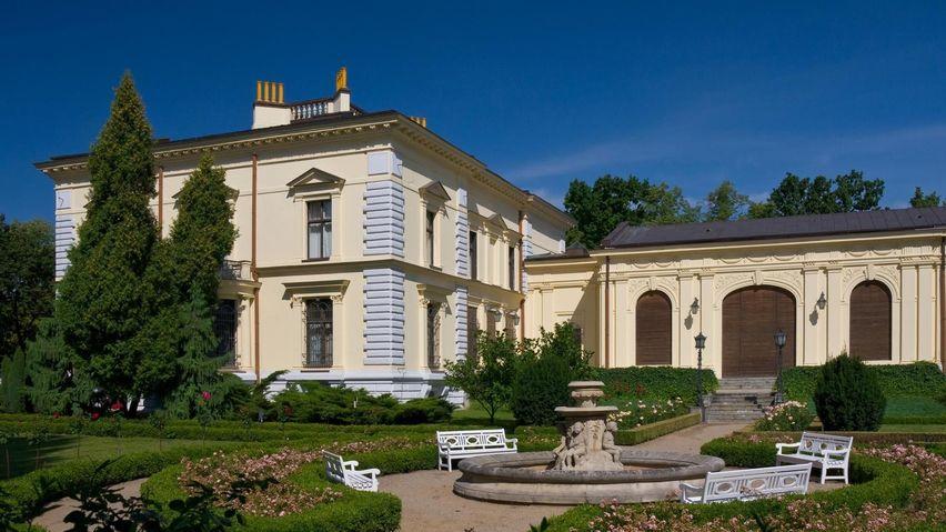 Herbst Palast Museum Travel