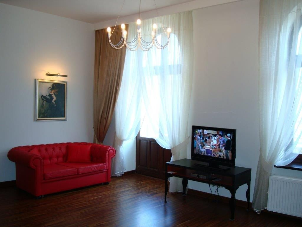 Apartament Neobarok , fot. z archiwum Home & Travel Apartments